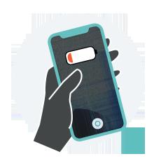 Garantie tegen het uitvallen van uw telefoonbatterij en laptopexplosie
